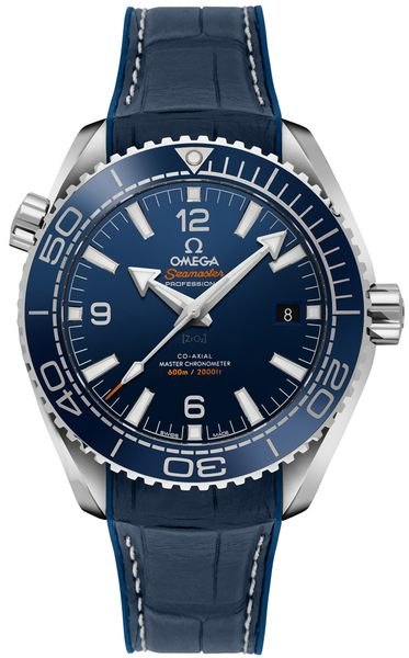 Omega Seamaster Planet Ocean Blue Dial Men's Watch 215.33.44.21.03.001