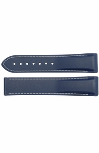Omega Planet Ocean 21mm Blue Rubber Strap 98000434