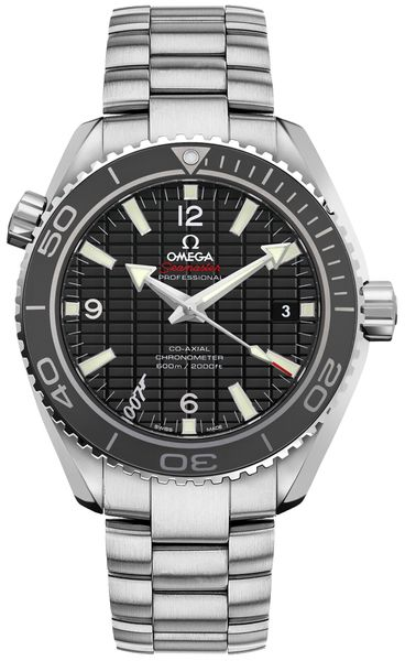 Omega Seamaster Planet Ocean Skyfall Limited Edition Men's Watch 232.30.42.21.01.004