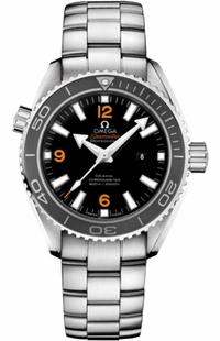 Omega Seamaster Planet Ocean Black Dial 37.5mm Watch 232.30.38.20.01.002
