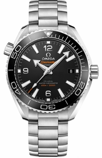Omega Seamaster Planet Ocean Black Dial Men's Watch 215.30.40.20.01.001