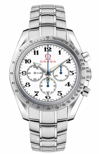 Omega Specialties Olympic Games Men's Watch 321.10.42.50.04.001