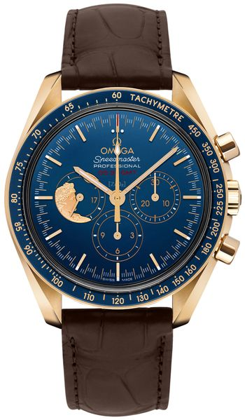 Omega Speedmaster Apollo XVII 45th Anniversary Limited Edition Men's Watch 311.63.42.30.03.001