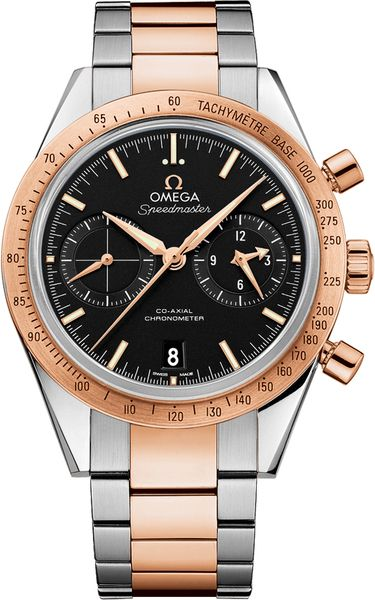 Omega Speedmaster '57 Co-Axial Chronograph Men's Watch 331.20.42.51.01.002