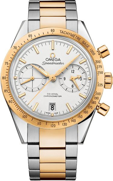 Omega Speedmaster '57 Co-Axial Chronograph Luxury Watch 331.20.42.51.02.001