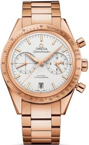 331 50 42 51 02 002 Omega Speedmaster Rose Gold Mens Watch