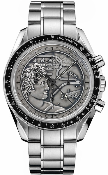 Omega Speedmaster Apollo XVII 40th Anniversary 311.30.42.30.99.002