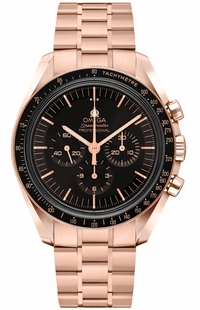 Omega Speedmaster Moonwatch Rose Gold Men's Watch  310.60.42.50.01.001