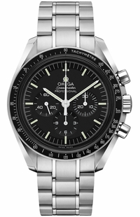 Omega Speedmaster Professional Moonwatch Steel Chronograph Men's Watch 311.30.42.30.01.006