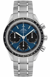 Omega Speedmaster Racing Blue Dial Men's Watch 326.30.40.50.03.001