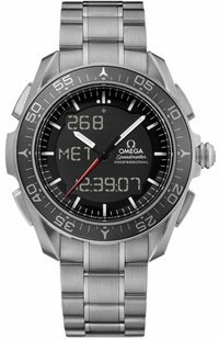 Omega Speedmaster Skywalker X-33 Titanium Chronograph Men's Watch 318.90.45.79.01.001