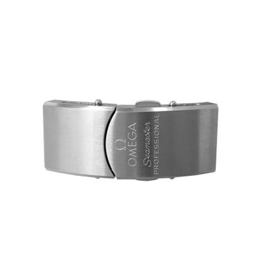 Omega Stainless Steel Deployment Buckle 94531803