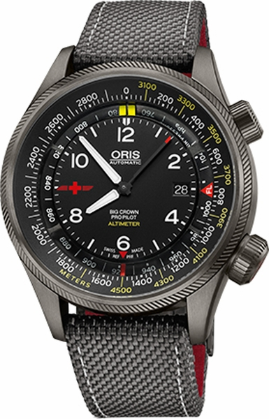 Oris Altimeter Rega Limited Edition Men's Watch 73377054264FS