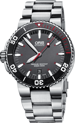 Oris Aquis Red Limited Edition 73376534183MB