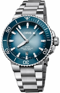 Oris Aquis Lake Baikal Limited Edition Men's Watch 73377304175MB