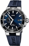 Oris Aquis Small Second, Date 74377334135RS