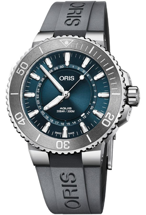 Oris Aquis Source of Life Limited Edition 73377304125RS