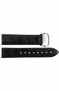 Oris Artelier 16mm Black Crocodile Strap 51671