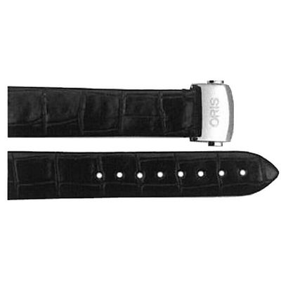 Oris Artelier 16mm Black Strap 51671