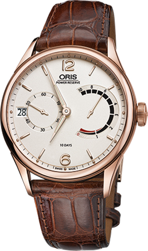 Oris Artelier Calibre 111 11177006061LS-BROWN