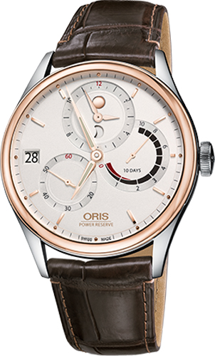 Oris Artelier Calibre 112 11277266351LS-BROWN