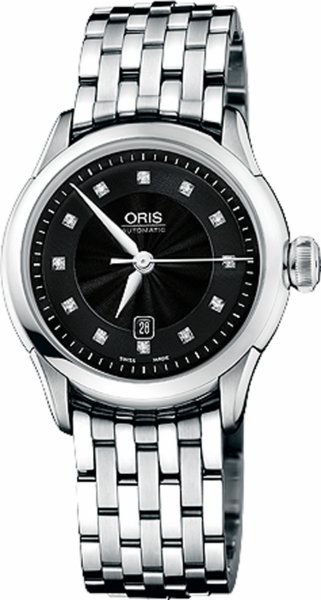 Oris Artelier Date Diamonds 56176044099MB