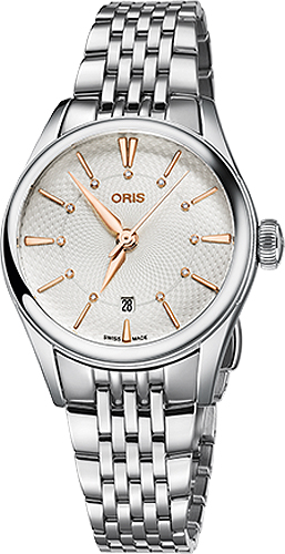 Oris Artelier Date Diamonds 56177224031MB