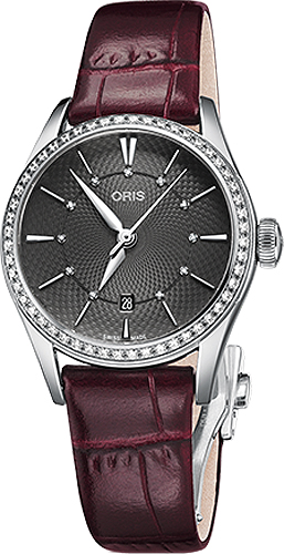 Oris Artelier Date Diamonds 56177224953LS