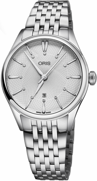 Oris Artelier Date Diamonds 56177244051MB