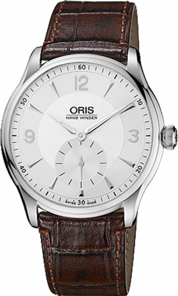 Oris Artelier Hand Winding, Small Second 39675804051LS