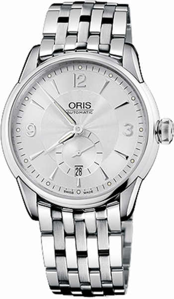 Oris Artelier Small Second, Date 62375824071MB