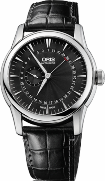 Oris Artelier Small Second, Pointer Date 74476654054LS