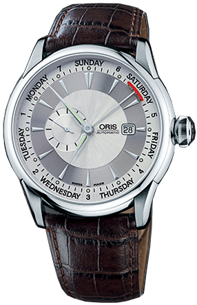 Oris Artelier Small Second, Pointer Day 64575964051LS