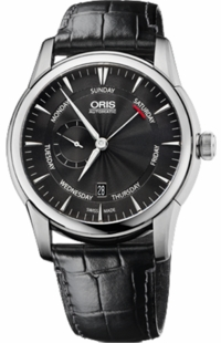Oris Artelier Small Second, Pointer Day 74576664054LS