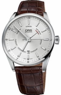 Oris Artix Pointer Day, Date 75576914051LS