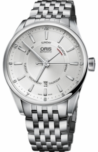 Oris Artix Pointer Day, Date 75576914051MB