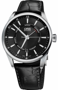 Oris Artix Pointer Day, Date 75576914054LS