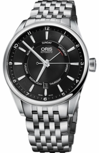 Oris Artix Pointer Day, Date 75576914054MB