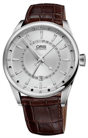 Oris Artix Pointer Moon, Date 76176914051LS