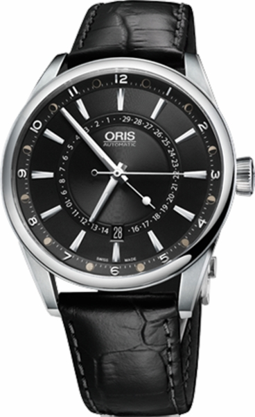 Oris Artix Pointer Moon, Date 76176914054LS