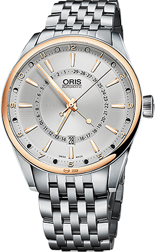 Oris Artix Pointer Moon Date 76176916331MB