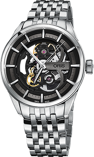 Oris Artix Skeleton 73477144054MB