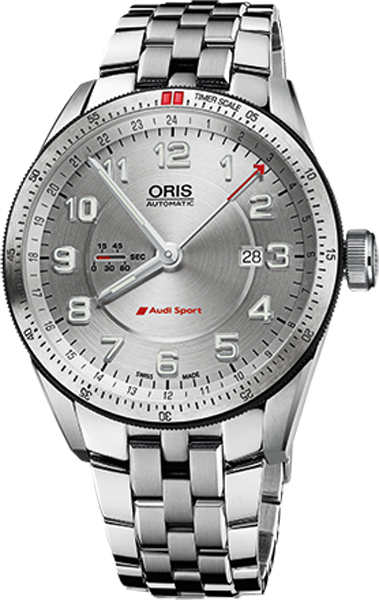 Oris Audi Sport GMT MB Mens Automatic GMT Watch BRAND NEW - Audi watch