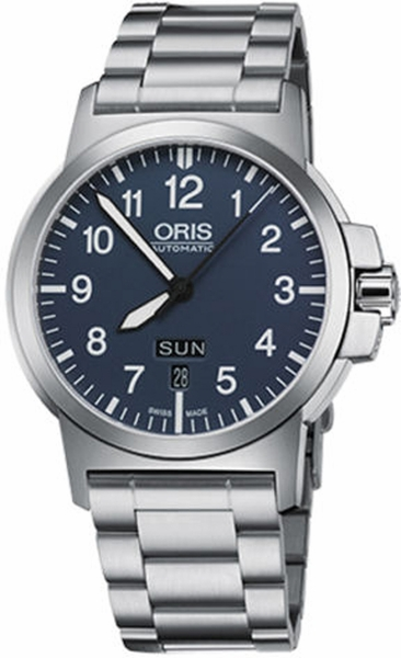 Oris BC3 Advanced Day Date 73576414165MB