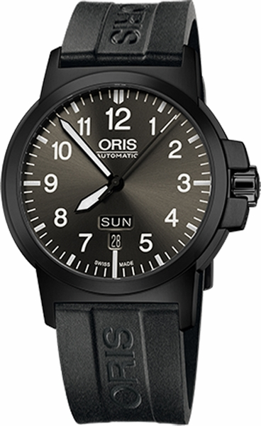 Oris BC3 Advanced Day Date 73576414733RS
