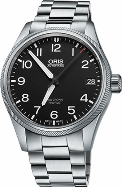 Oris Big Crown ProPilot Date Men's Watch 75176974164MB