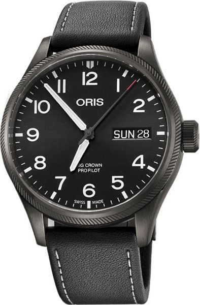 Oris Big Crown ProPilot Big Day Date Men's Watch 75276984264LS