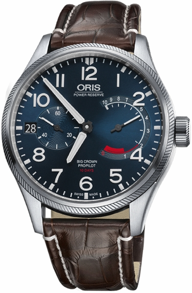 Oris Big Crown ProPilot Calibre 111 11177114165LS