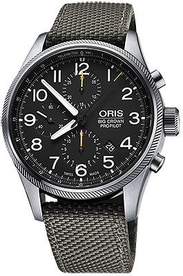 Oris Big Crown ProPilot Chronograph 77476994134FS-GREY