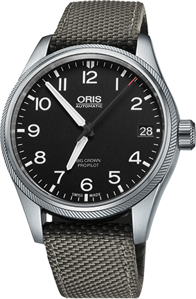 Oris Big Crown ProPilot Date 75176974164FS-GREY